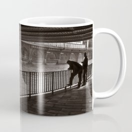 Autumnal Symphony of a Metropolis Coffee Mug