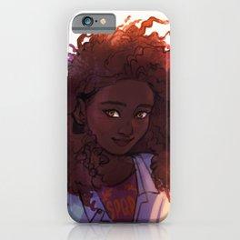 Hazel Levesque iPhone Case