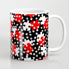 DT PUZZLE SCATTER 2 Coffee Mug