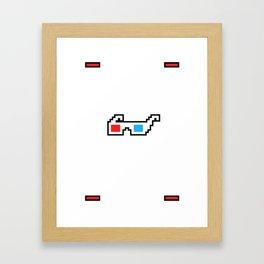 pix art Framed Art Print