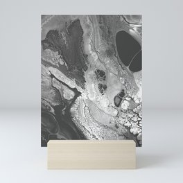 LAND OF ALL Mini Art Print