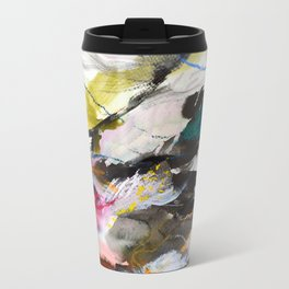 Day 56: Move gently with nature and things will fall into their rightful place. Travel Mug