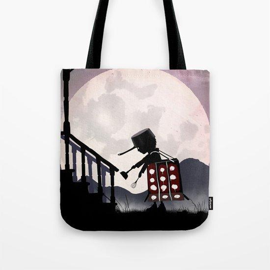 Dalek Kid Tote Bag