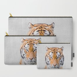 Tiger - Colorful Carry-All Pouch