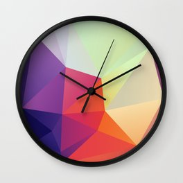 This Charming Man Wall Clock