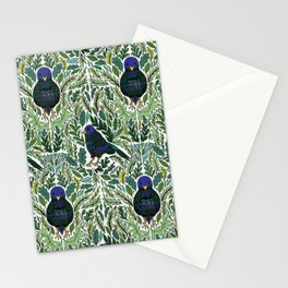 Spring Birds Stationery Cards