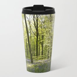 Springtime at Itchen Wood Travel Mug