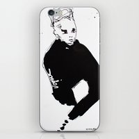 vogue iPhone & iPod Skins featuring Vogue by Issa Abou-Issa