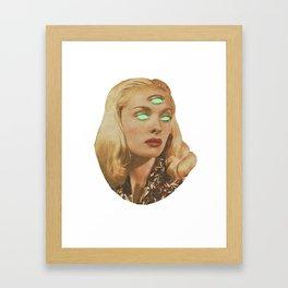 Greta Bungle Framed Art Print