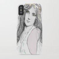 boho iPhone & iPod Cases featuring Boho by Lyndsey Ferguson