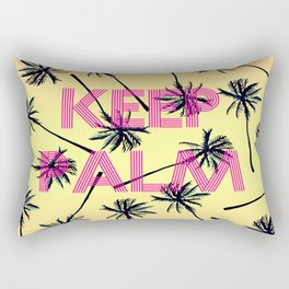 Keep Palm Rectangular Pillow