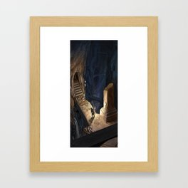 Dungeon Delve Framed Art Print