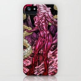 Andromeda Minx iPhone Case