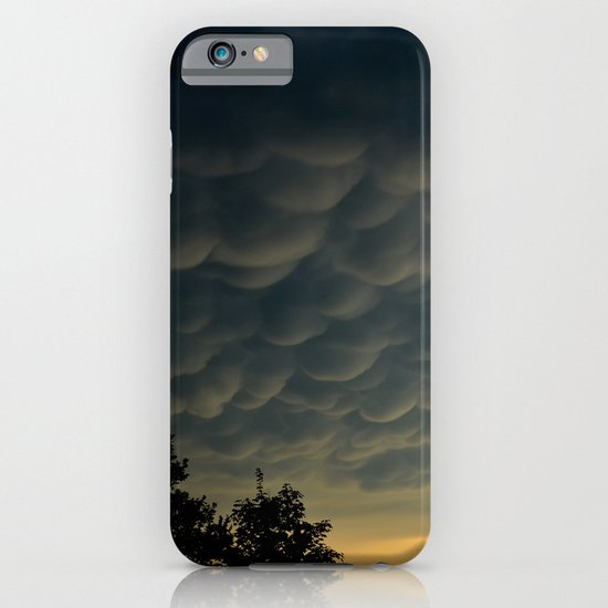 Strange Sky iPhone & iPod Case