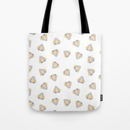 Colorful Diamonds Pattern - gemstones pattern Tote Bag