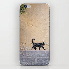 Keep walkin' iPhone Skin
