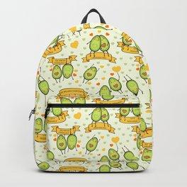 Let's avocuddle! Backpack