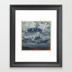 Nº12, The Storm Framed Art Print