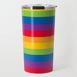 Stripes Pride Travel Mug
