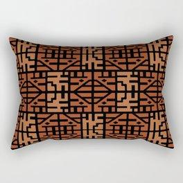 African 4 Rectangular Pillow