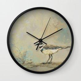 Shore Bird 2945 Wall Clock