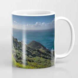 The Lighthouse at the top Coffee Mug