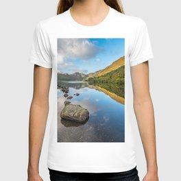 Crafnant Lake Snowdonia T-shirt