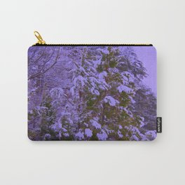 Royal Pines with Saturation, Warmify, and Glow Filters Carry-All Pouch