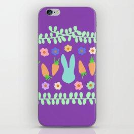 Spring #4 iPhone Skin