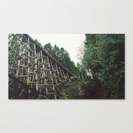 Integration Canvas Print