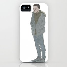 Simon iPhone Case