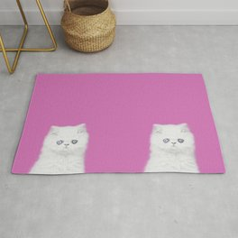 Lord Aries Cat - Photography 002 Rug