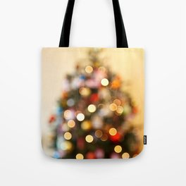 So this is Christmas Tote Bag