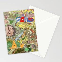 Tribal Three Stationery Cards