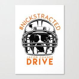 DRIVE By Jacob Chance Canvas Print