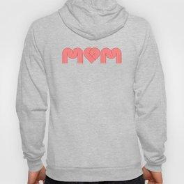 Love Mum/Mom Hoody