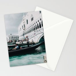 Row row row your boat Stationery Cards