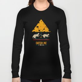 Mouse Trap? Long Sleeve T-shirt
