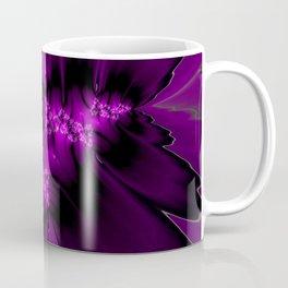 Bloom in Purple Coffee Mug