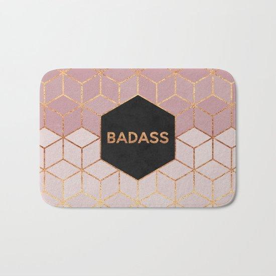 Badass Bath Mat