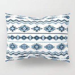 cockatoo (indigo) Pillow Sham