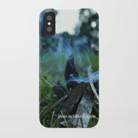 camp iPhone & iPod Cases featuring camp by jillian bogarde