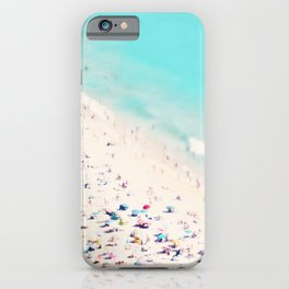 beach love III square iPhone Case