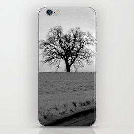 Winter Dead Tree iPhone Skin
