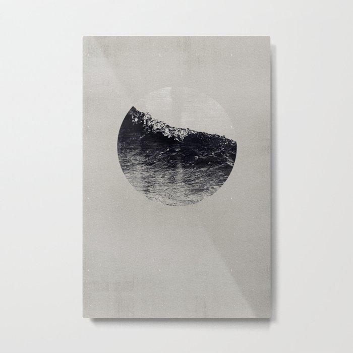 AQUA / 2 Metal Print