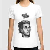 matty healy T-shirts featuring Matty's City by Kylie Ratto