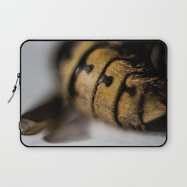 Back end of the bee Laptop Sleeve