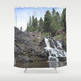 Gooseberry Falls Shower Curtain