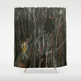 The Dreams Interpreted Shower Curtain