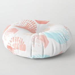Seashells Floor Pillow